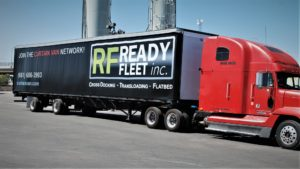 Curtain Van Trailer Fresno Ready Fleet