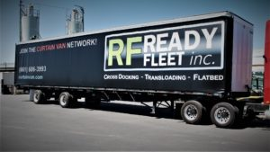 Curtain Van Truck Gilroy CA Ready Fleet