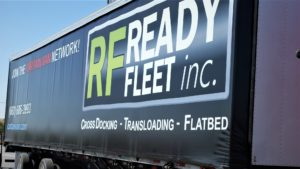 Curtainside Trailer Salinas CA Ready Fleet